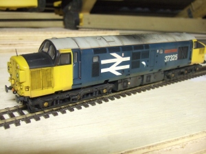 My pet Class 37 from the 1980s!