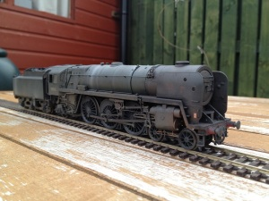 70035 in very rough, end of career condition.